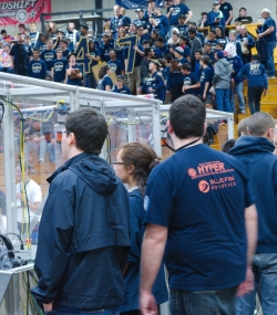 014.2017 Rhode Island District First Robotics Competition