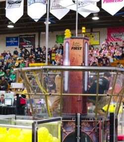 015.2017 Rhode Island District First Robotics Competition