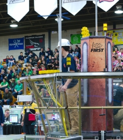 016.2017 Rhode Island District First Robotics Competition