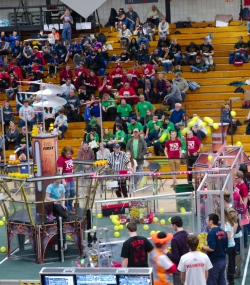 025.2017 Rhode Island District First Robotics Competition