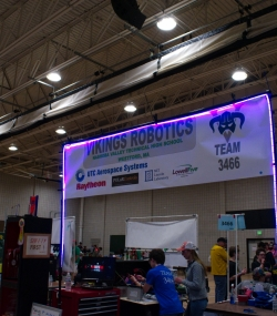 027.2017 Rhode Island District First Robotics Competition