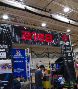 028.2017 Rhode Island District First Robotics Competition