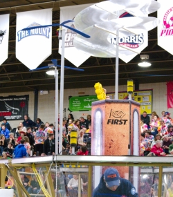 048.2017 Rhode Island District First Robotics Competition