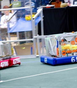 050.2017 Rhode Island District First Robotics Competition