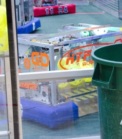 057.2017 Rhode Island District First Robotics Competition