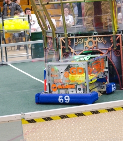 059.2017 Rhode Island District First Robotics Competition
