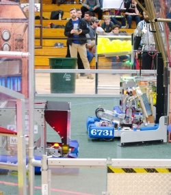 068.2017 Rhode Island District First Robotics Competition