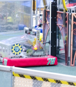 073.2017 Rhode Island District First Robotics Competition