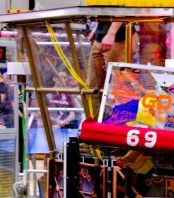 076.2017 Rhode Island District First Robotics Competition