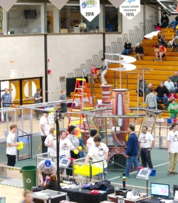 079.2017 Rhode Island District First Robotics Competition