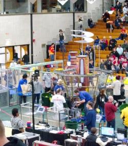 080.2017 Rhode Island District First Robotics Competition