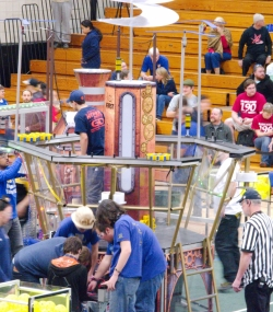 081.2017 Rhode Island District First Robotics Competition