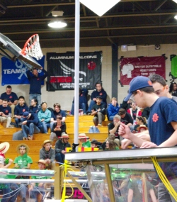 087.2017 Rhode Island District First Robotics Competition
