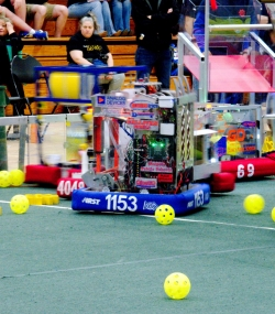 089.2017 Rhode Island District First Robotics Competition