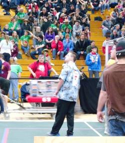 093.2017 Rhode Island District First Robotics Competition