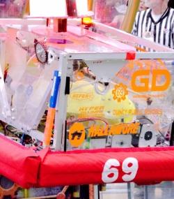 097.2017 Rhode Island District First Robotics Competition