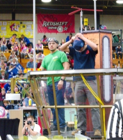 099.2017 Rhode Island District First Robotics Competition