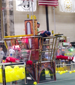 102.2017 Rhode Island District First Robotics Competition