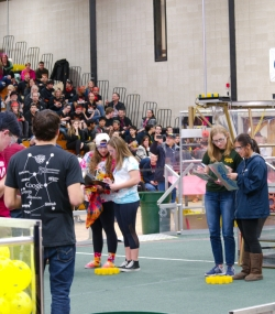 106.2017 Rhode Island District First Robotics Competition