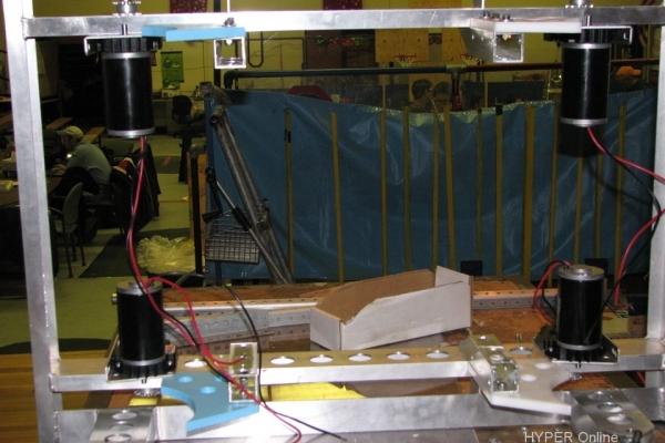 Robot Build 2012