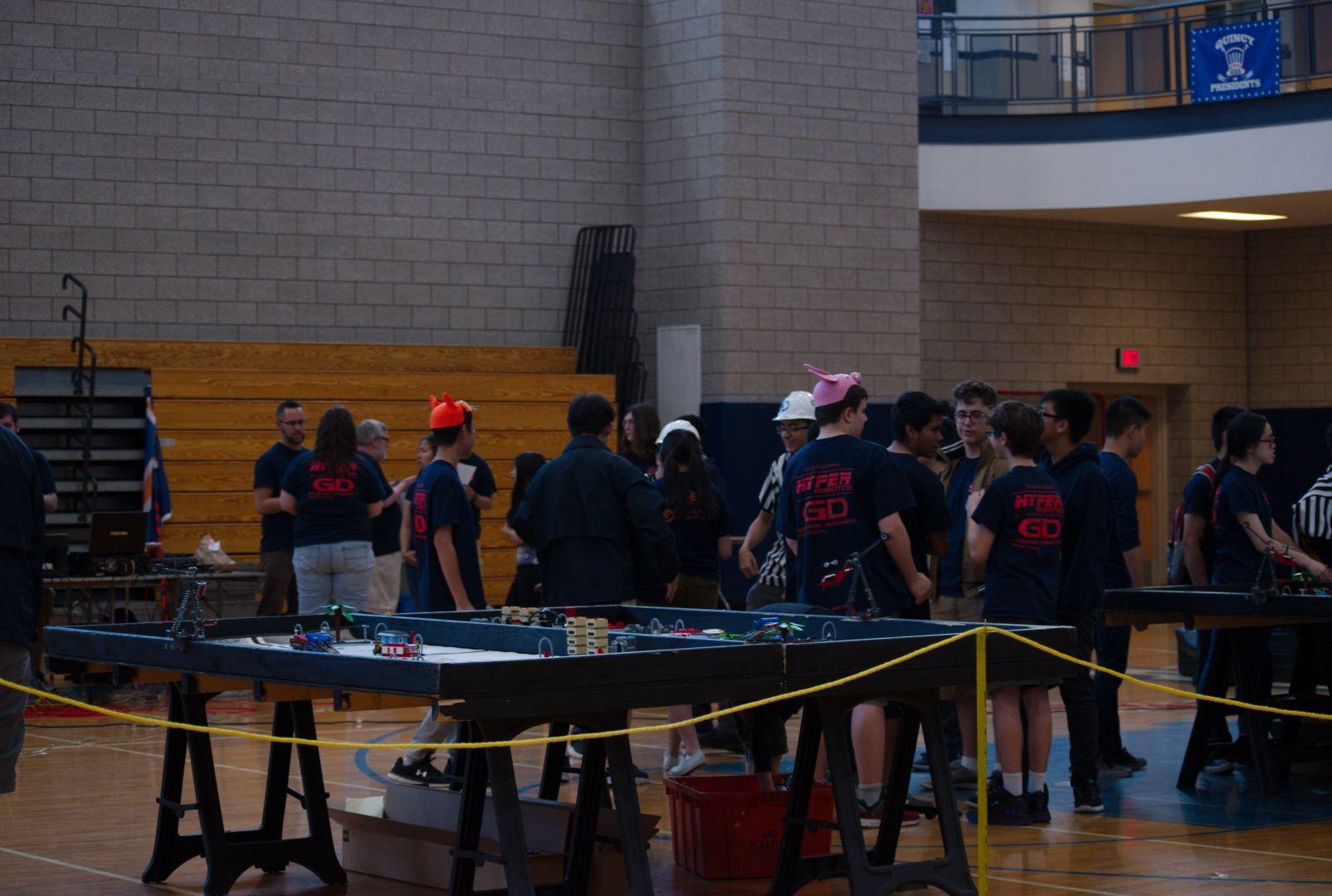 004.2017 Quincy Public Schools Robotics Challenge