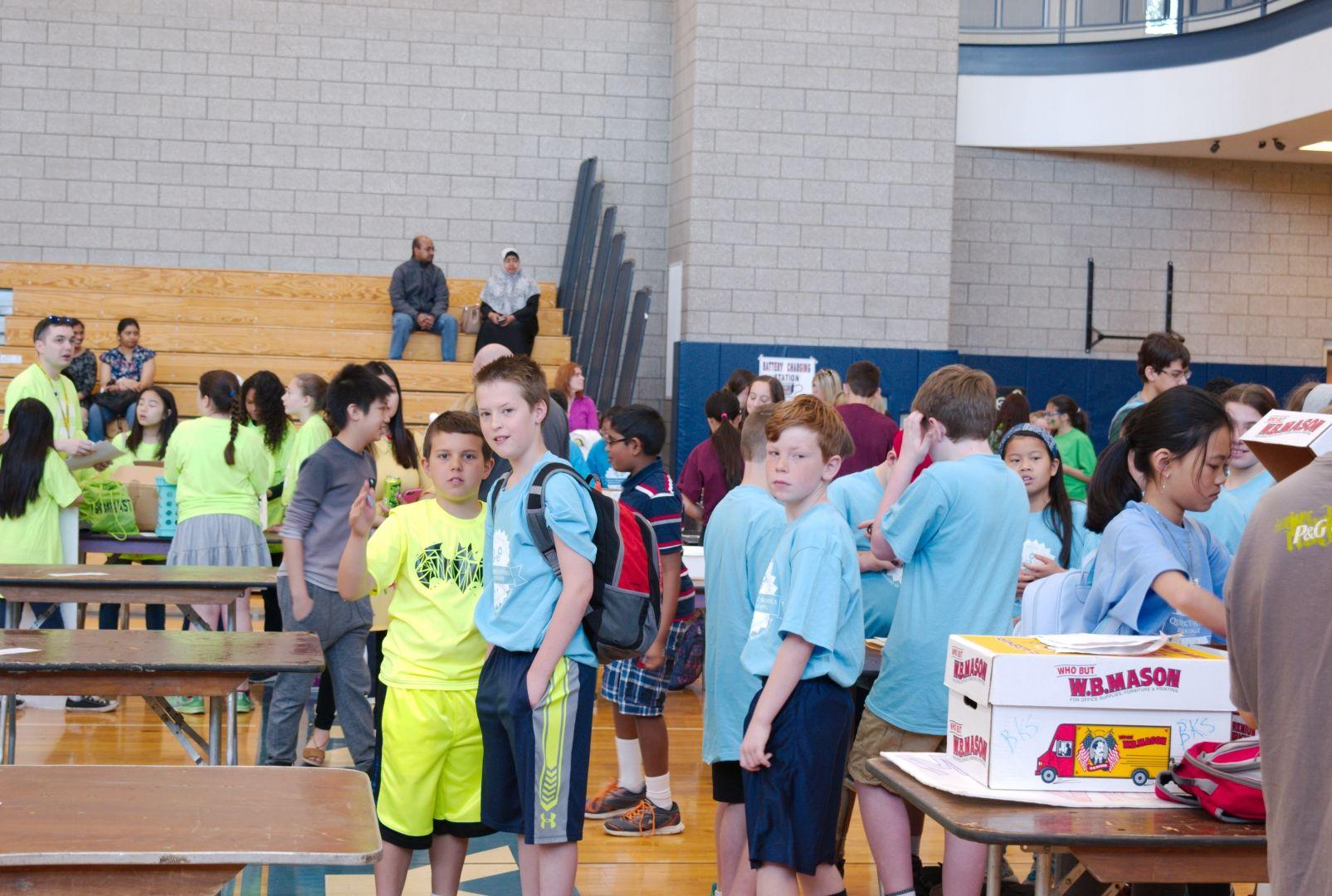 021.2017 Quincy Public Schools Robotics Challenge