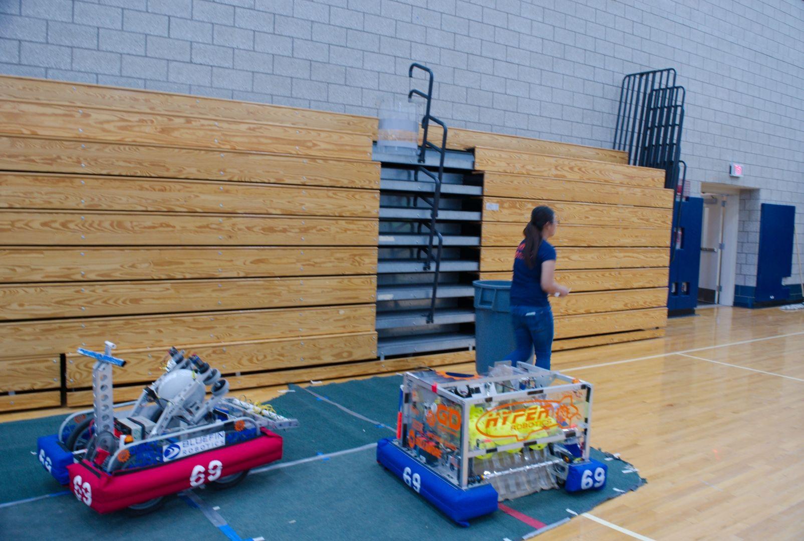 050.2017 Quincy Public Schools Robotics Challenge
