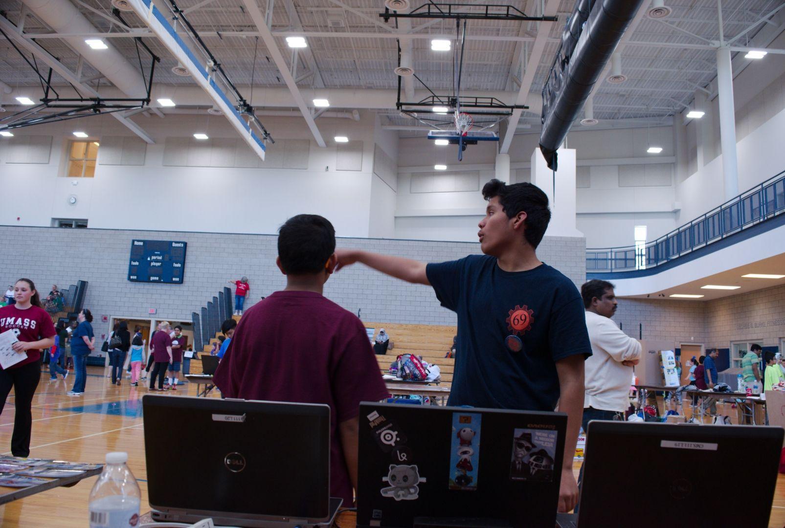 078.2017 Quincy Public Schools Robotics Challenge