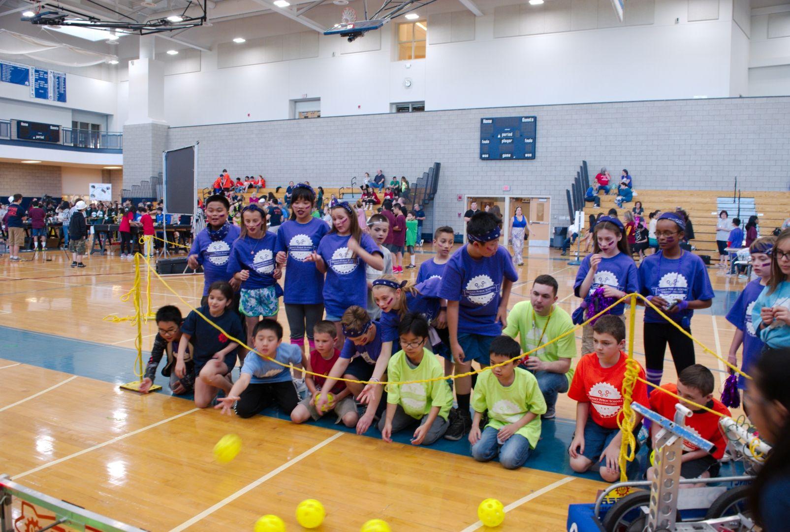 092.2017 Quincy Public Schools Robotics Challenge