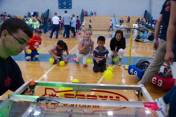 Robotics Challenge 2017