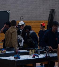 003.2017 Quincy Public Schools Robotics Challenge