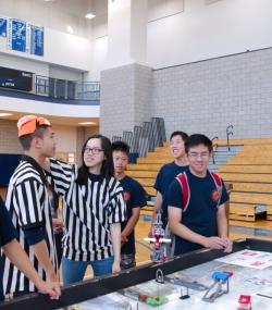 005.2017 Quincy Public Schools Robotics Challenge