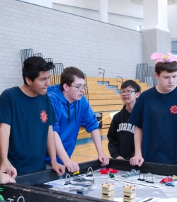 008.2017 Quincy Public Schools Robotics Challenge