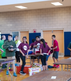 012.2017 Quincy Public Schools Robotics Challenge