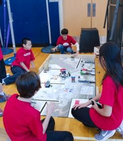 013.2017 Quincy Public Schools Robotics Challenge