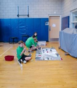 014.2017 Quincy Public Schools Robotics Challenge