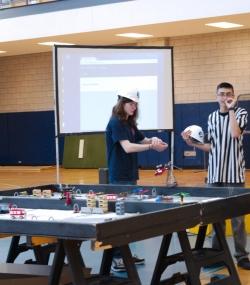 016.2017 Quincy Public Schools Robotics Challenge