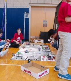 025.2017 Quincy Public Schools Robotics Challenge