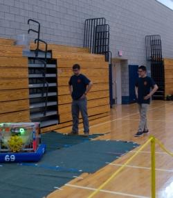 029.2017 Quincy Public Schools Robotics Challenge