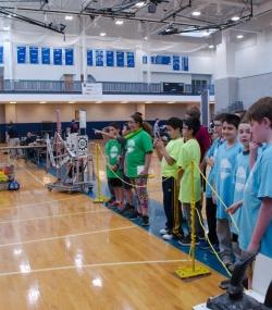 031.2017 Quincy Public Schools Robotics Challenge