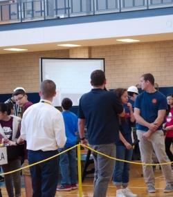 043.2017 Quincy Public Schools Robotics Challenge