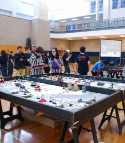 046.2017 Quincy Public Schools Robotics Challenge