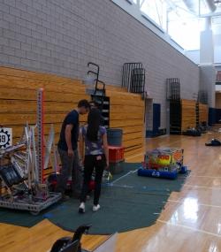 053.2017 Quincy Public Schools Robotics Challenge