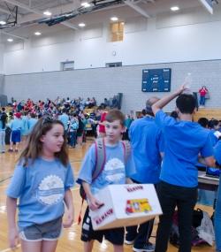 054.2017 Quincy Public Schools Robotics Challenge