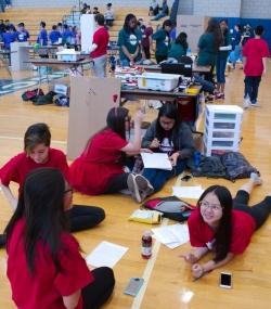 055.2017 Quincy Public Schools Robotics Challenge