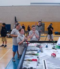 057.2017 Quincy Public Schools Robotics Challenge