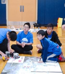 060.2017 Quincy Public Schools Robotics Challenge