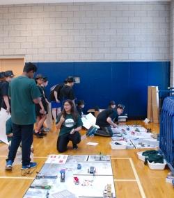 064.2017 Quincy Public Schools Robotics Challenge