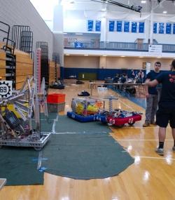 065.2017 Quincy Public Schools Robotics Challenge