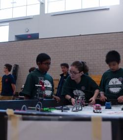 066.2017 Quincy Public Schools Robotics Challenge